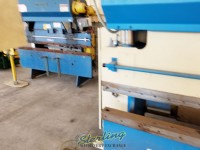 used atlantic hydraulic press brake (needs work.  sold as is.) HDE45-5