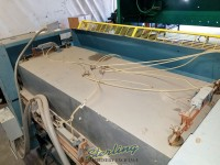 used samco full beam die cutting clicker press machine for use with feeder. (production type machine) TC-75