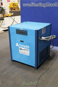 used compair refrigerated air dryer 10- 40