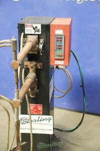 used janda rocker arm resistance spot welder R-30-24