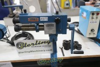 used (demo machinery) baileigh manual bead roller BR-22