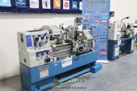 used (demo machinery) baileigh precision gap bed engine lathe PL-1640