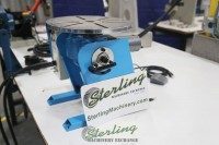 used (demo machinery) baileigh foot pedal operated welding positioner WP-450