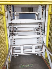 used puckmaster tipmaster tipping system for briquetter system Tipmaster