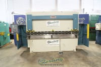 used baileigh 2 axis cnc hydraulic press brake with curtains BP-11210 CNC