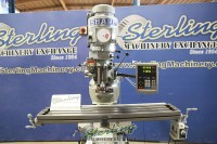 used sharp vertical milling machine LMV-50