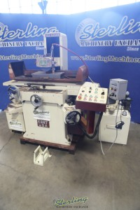 used kent automatic surface grinder (3 axis automatic feed) SGS-1020AHD