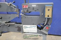 used reliance by george power circle shear CS5273