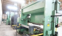 used cincinnati hydraulic cnc press brake autoform 3 axis press brake with crowning and cincinnati control upgraded 2007 230AFX10FT