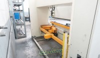 used ermak cnc hydraulic press brake (charlotte, north carolina) CNCHAP12X176
