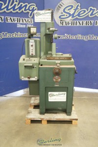 used fellows involute measuring instrument type 12m  ( special price- as is- no warranty )