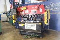 used amada cnc hydraulic upacting press brake (top of the line) RG-50