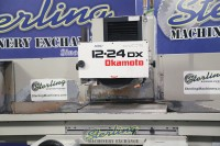 used okamoto fully automatic (3 axis) surface grinder (best brand) ACC-1224DX