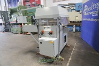 used contech hydraulic flat bed clicker press with auto shuttle table UP2028