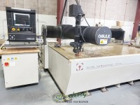 omax cnc waterjet cutting machine only 139 hours 55100