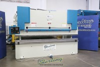 used primeline hydraulic press brake with nc ram and backgauge HAP-37200