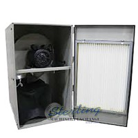 brand new baileigh metal dust collector MDC-1800