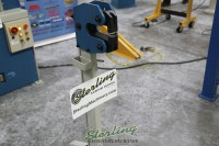 brand new baileigh manually operated shrinker stretcher MSS-16F