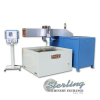 brand new baileigh 3 axis cnc water jet WJ-4X4CNC