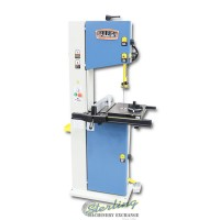 brand new baileigh vertical bandsaw for wood WBS-14-S