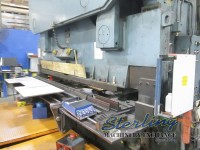 used allsteel hydraulic press brake 600-14