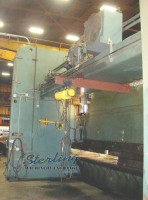 used cincinnati hydraulic press brake 1500H