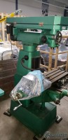 used grizzly wood/metal vertical milling machine G9977