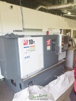 used haas cnc lathe (like new) less than 25 hours!! ST10Y