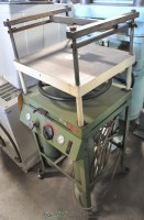 used di- acro plastic press (laminating) N/A