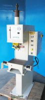 greenerd hydraulic c- frame press HPB-5