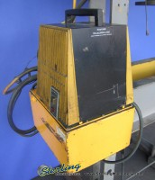 used enerpac hydraulic h frame press (motorized) IPE-5060
