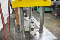 used kard hydraulic 4 post press (down acting) TP- 30- 4