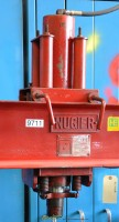 used nugier air operated h frame press H40-14 APBD