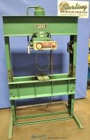 used dake h frame air - hydraulic press 6 - 275