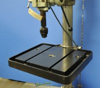 used clausing floor drill press 2222