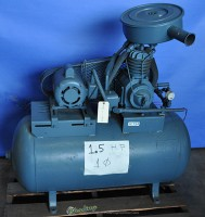used speedaire air compressor