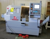 used haas cnc turning center SL-10T