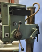 used doall geared floor drill press DGP - 24