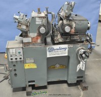 used supertec centerless grinder STC-12