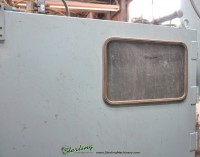 used clemco industries automated blast cleaning, surface finishing, deburring & peening system RPH-21