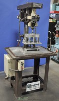 used procunier multi-spindle drilling and tapping machine