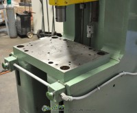 used denison hydraulic c frame press KA25C92D24 JIC