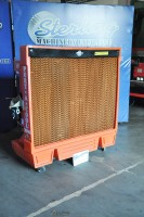 used general port-a-cool hazardous location pneumatic portable evaporative cooling unitr PAC2K36AD