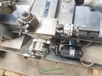 used hardinge precision tool room lathe with inch & metric threading (great condition) HLV-EM
