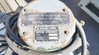 used h. ernault-somua copying attachment for a hes lathe