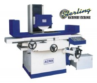 brand new acra fully automatic surface grinder 1632HS