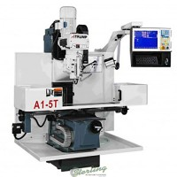 brand new atrump cnc bed milling machine A1-5T