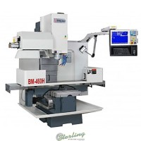 brand new atrump cnc bed milling machine BM-460T
