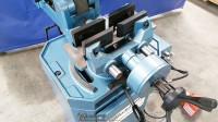 new scotchman (low turn, semi-automatic with power clamping and power head down feed) circular cold saws (for cutting steel, stainless, aluminum, brass, copper, plastics) CPO 275 LTPKPD
