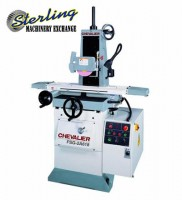 brand new chevalier fully automatic precision hydraulic surface grinder FSG-2A618